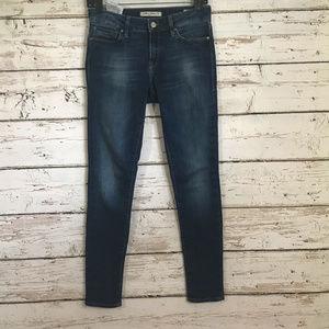 Mavi Jeans Adriana Mid-Rise Super Skinny